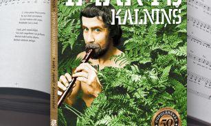 50 populārākās Imanta Kalniņa dziesmas izdotas jaunā nošu grāmatā